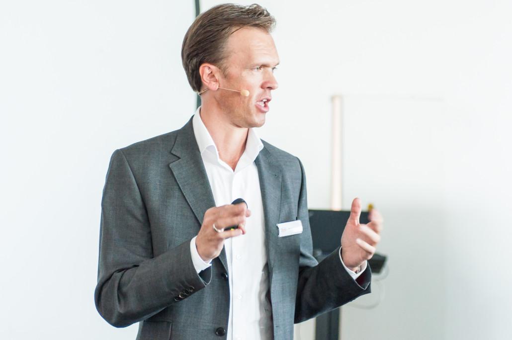 Vortragender und Speaker Roman Kmenta