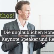 Wie viel verdienen Keynote Speaker und Vortragende - Roman Kmenta
