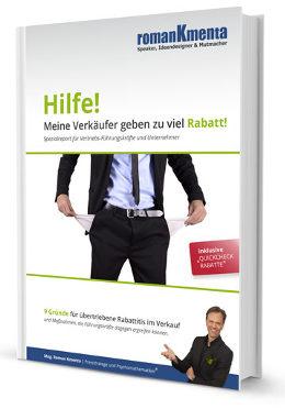 E-Book Kmenta Verkäufer geben zu viel Rabatt - Führung