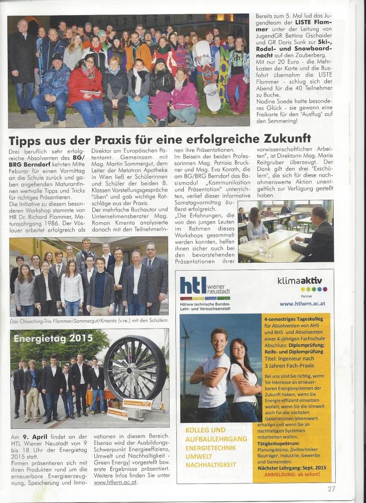 City News 2 2015 BG Berndorf