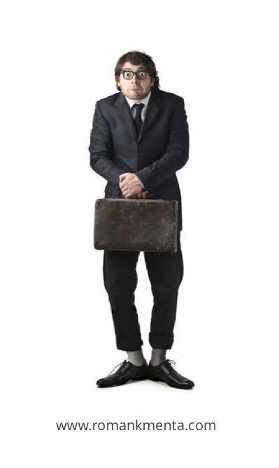 Einladung Preisverhandlung - Verkäufer mit Preisangst - Roman Kmenta - Redner und Unternehmenserater