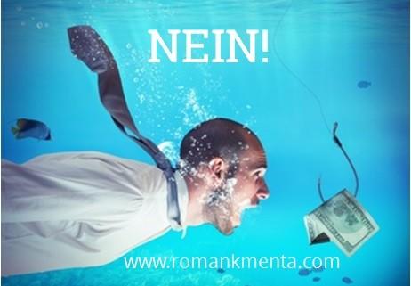 Nein - das profitabelste Wort der Welt - Spezialisierung - Blog Kmenta - Redner und Autor