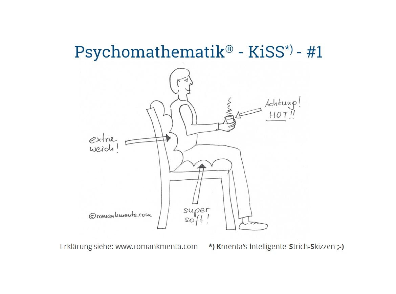 Psychomathematik KISS 1 - Blog Kmenta - Redner, Keynote Speaker
