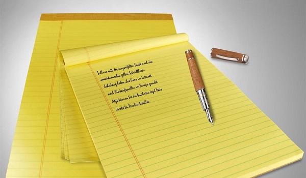 Legal Pad ProIdee Wert steigern Blog Kmenta klein