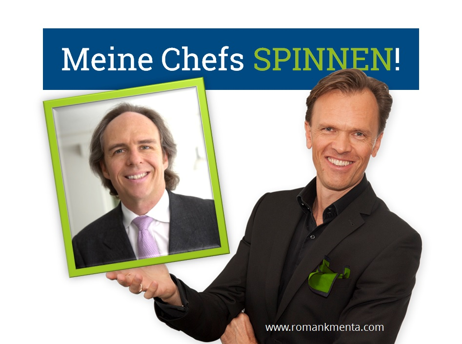 meine chefs spinnen dr michael hirt zum thema. Black Bedroom Furniture Sets. Home Design Ideas