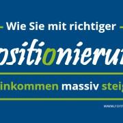 Positionierung als Gewinnbringer - Blog Roman Kmenta - Keynote Speaker