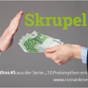 Preismythos 5 - Verkaufsgespräch - Roman Kmenta - Vortragsredner und Experte