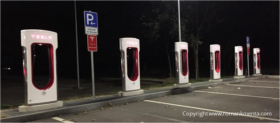 VW-Gate Tesla Tankstellen, Blog Kmenta, Autor und Vortragsredner