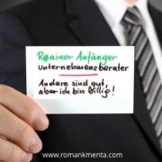 Touchpoints - Roman Kmenta - Unternehmer und Vortragender