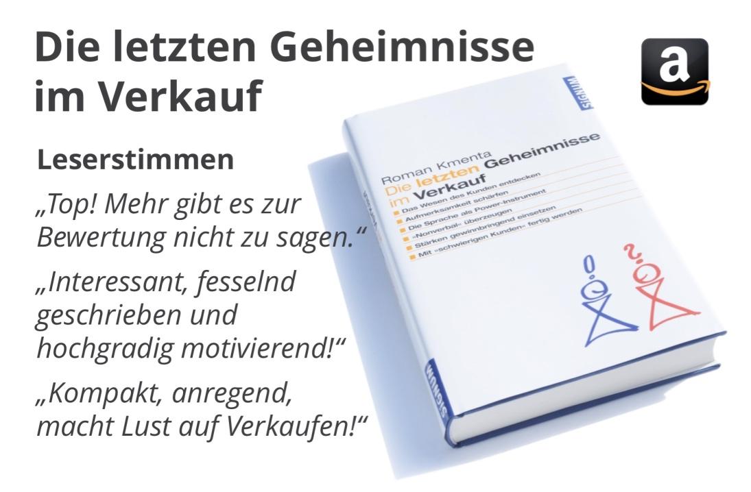 Roman Kmenta, Autor und Keynote Speaker, Buch Die letzten Geheminisse im Verkauf