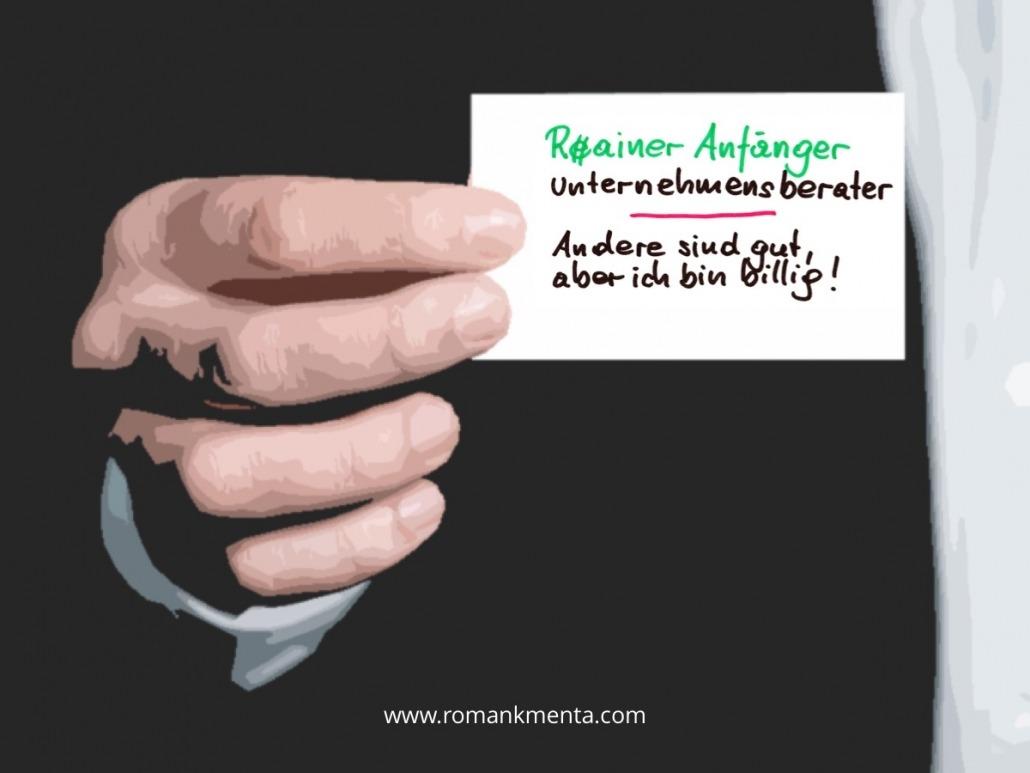 Customer Touchpoints - Roman Kmenta - Redner und Unternehmensberater