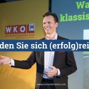 Mit Vorträgen neue Kunden gewinnen - Roman Kmenta - Redner und Autor