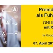 Preisdurchsetzung als Führungsaufgabe - Roman Kmenta - Vortragsredner und Autor