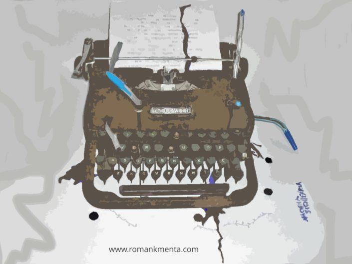 Welttag der Poesie - Roman Kmenta - Autor und Redner