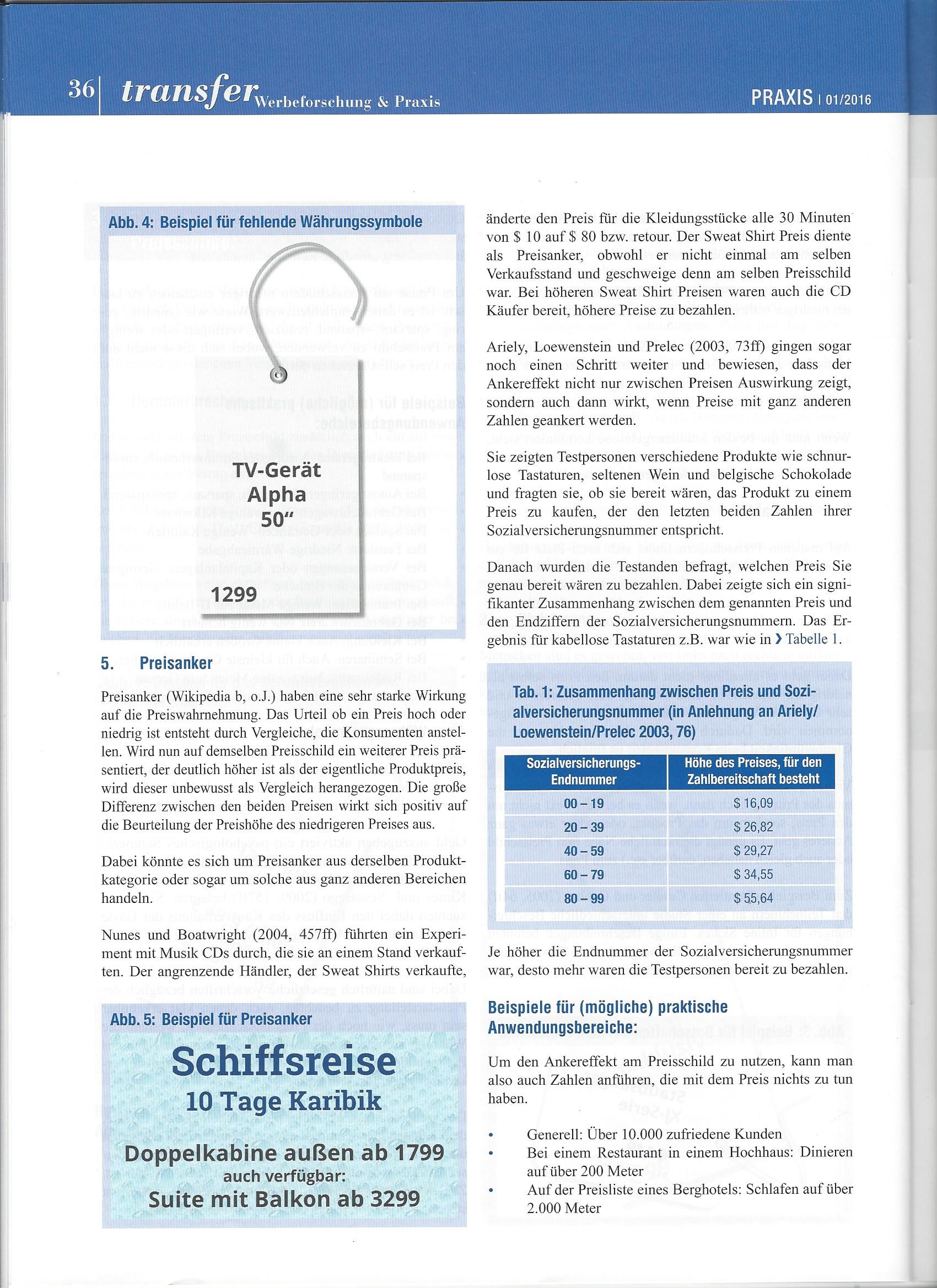 transfer - Seite 4 - 04/2016 - Roman Kmenta- Unternehmer und Keynote Speaker