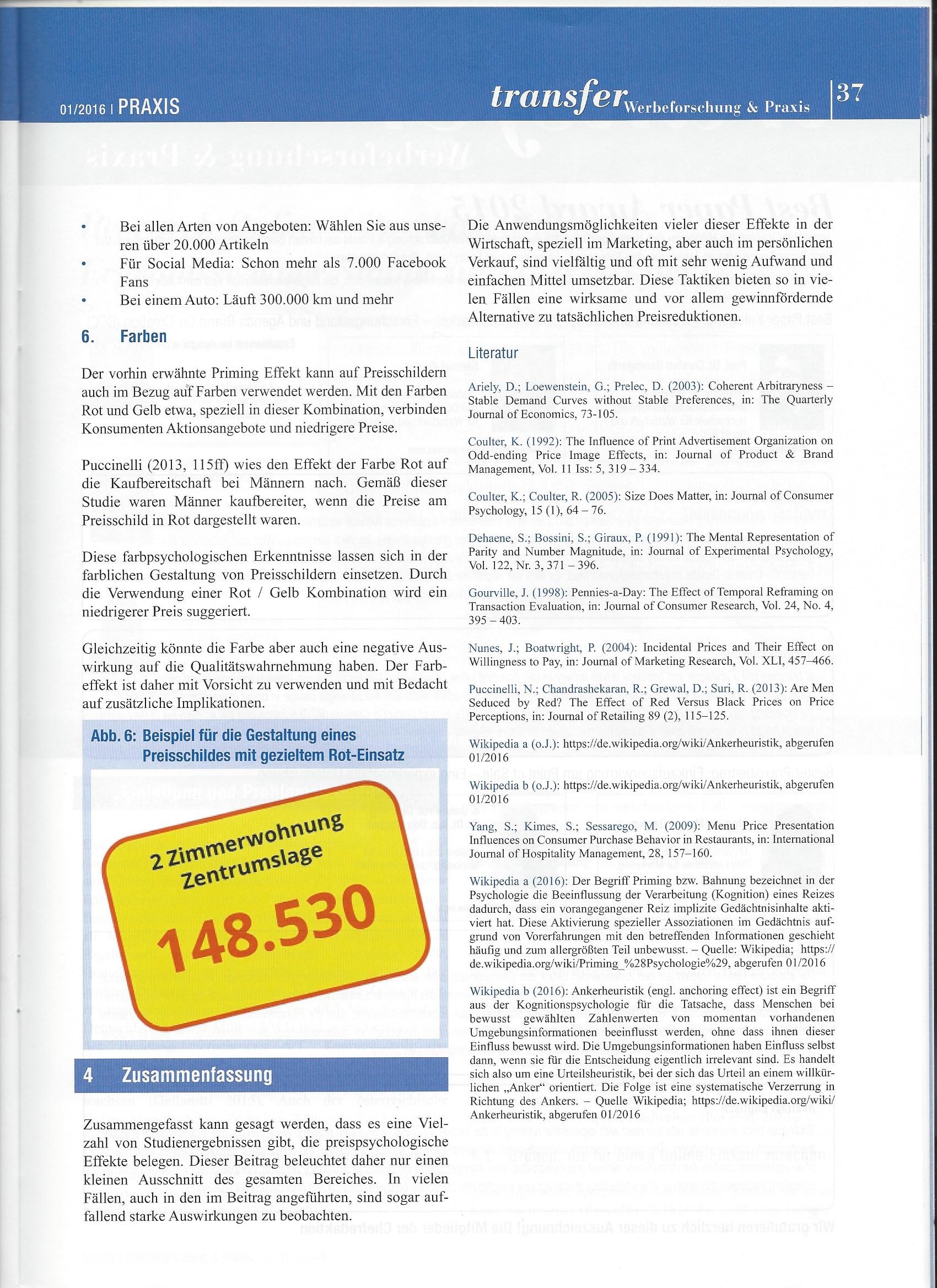 transfer - Seite 5 - 04/2016 - Roman Kmenta- Unternehmer und Keynote Speaker
