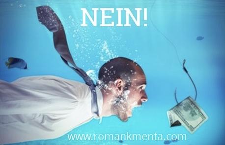 Positionierung durch Nein sagen - Roman Kmenta - Unternehmer und Redner