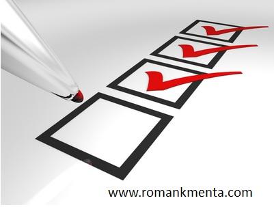 Checkliste Empfehlungsmarketing - Roman Kmenta - Keynote Speaker und Autor