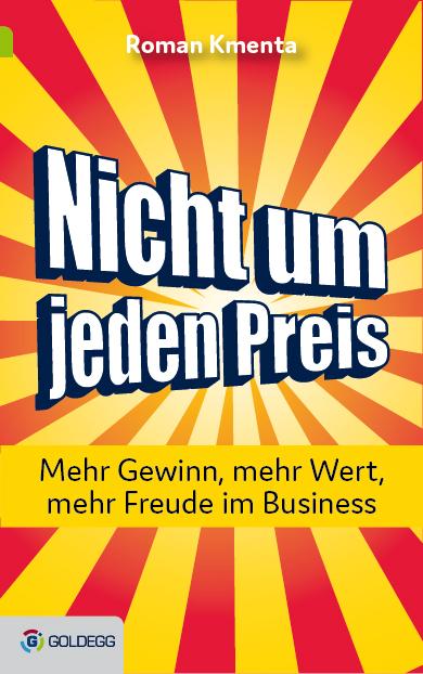Buch Nicht um jeden Preis - Kmenta