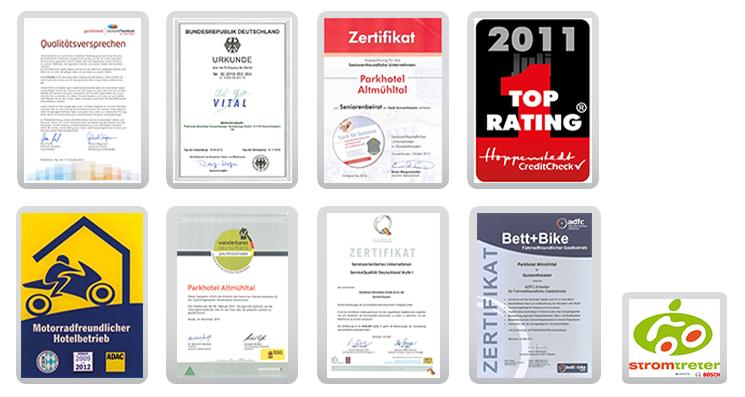 Differenzierungsstrategie - Zertifizierungen- Roman Kmenta - Unternehmer und Autor