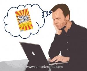 Buch schreiben - Buch als Marketing Turbo - Roman Kmenta