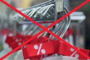 Weihnachtsgeschäft im Einzelhandel - kein Abverkauf - Kmenta
