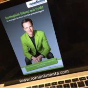 Beitragsbild - Unternehmensgewinn steigern - Roman Kmenta - Keynote Speaker und Autor
