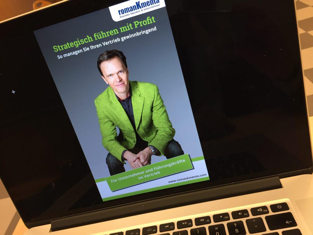 Beitragsbild - Unternehmensgewinn steigern - Roman Kmenta - Redner und Unternehmer