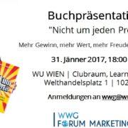 Buchpräsentation - Roman Kmenta - Autor und Unternehmer