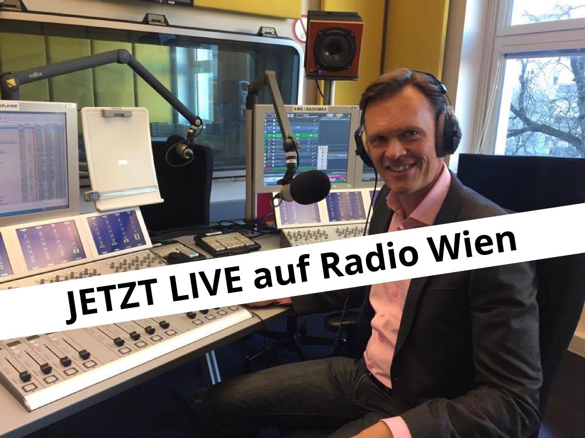 Radio Wien - Interview - Roman Kmenta - Unternehmer und Autor