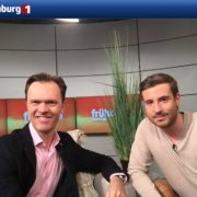 Hamburg 1 TV - Interview Roman Kmenta - Autor