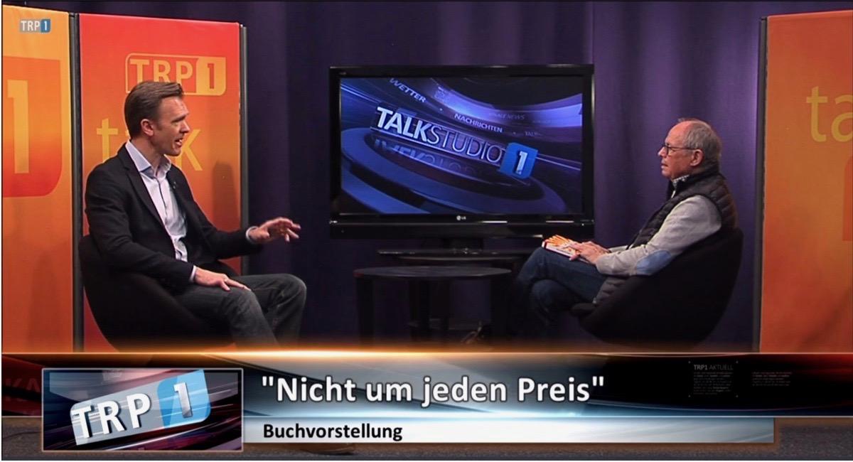 """""""Nicht um jeden Preis"""" - Interview bei TRP 1 - Roman Kmenta - Berater, Trainer und Keynote Speaker"""