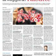Im Würgegriff der RABATTE - Interview Salzburger Nachrichten 032017 - Roman Kmenta - Keynote Speaker und Autor