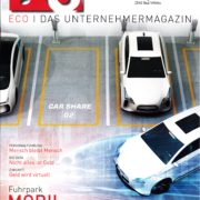 a3 ECO Unternehmermagazin 5-2017 - Cover - Kaltakquise - Roman Kmenta - Keynote Speaker und Autor