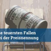 Preisnennung - Roman Kmenta - Redner und Preisexperte