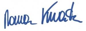 Preissenkung ohne Preisreduktion - Unterschrift - Kmenta