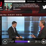 """Interview """"Nicht um jeden Preis"""" - 08-2017 - W24 - Roman Kmenta - Autor, Keynote Speaker und Preisexperte"""