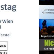 Beitragsbild 31. Handelstag - WKO Wien - Sparte Handel - Keynote Nicht um jeden Preis - Roman Kmenta - Keynote Speaker, Vortragsredner