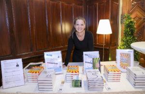 WKO Handelstag Palais Ferstel Impulsvortrag - Büchertisch