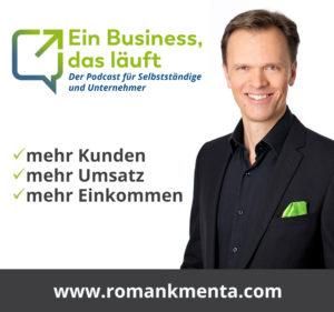 Podcast EBDL - Roman Kmenta - Redner und Autor