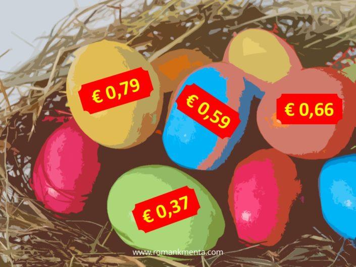 Ostereier Preise EU