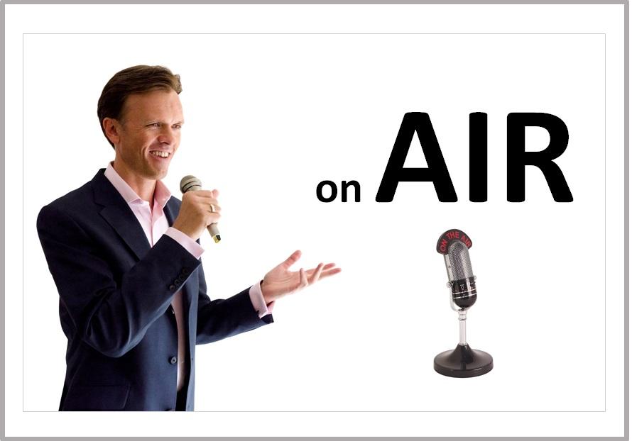 Interviews und Expertenbeiträge im Radio - Mag. Roman Kmenta - Keynote Speaker und Autor