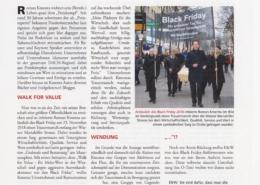E&W - 12/2018 - 1 - Nachberichterstattung Black Friday Walk - Mag. Roman Kmenta