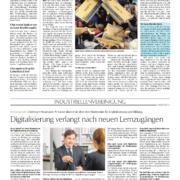 Mit Sarg über die Mahü anlässlich des Black Friday - Die Presse - Preisexperte Mag. Roman Kmenta