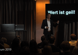 KnowWhere Forum 2019 - Mag. Roman Kmenta - Keynote
