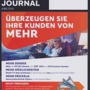 Elektrojournal 03 2019 - Cover Mag. Roman Kmenta - Darf's ein bisserl mehr sein?