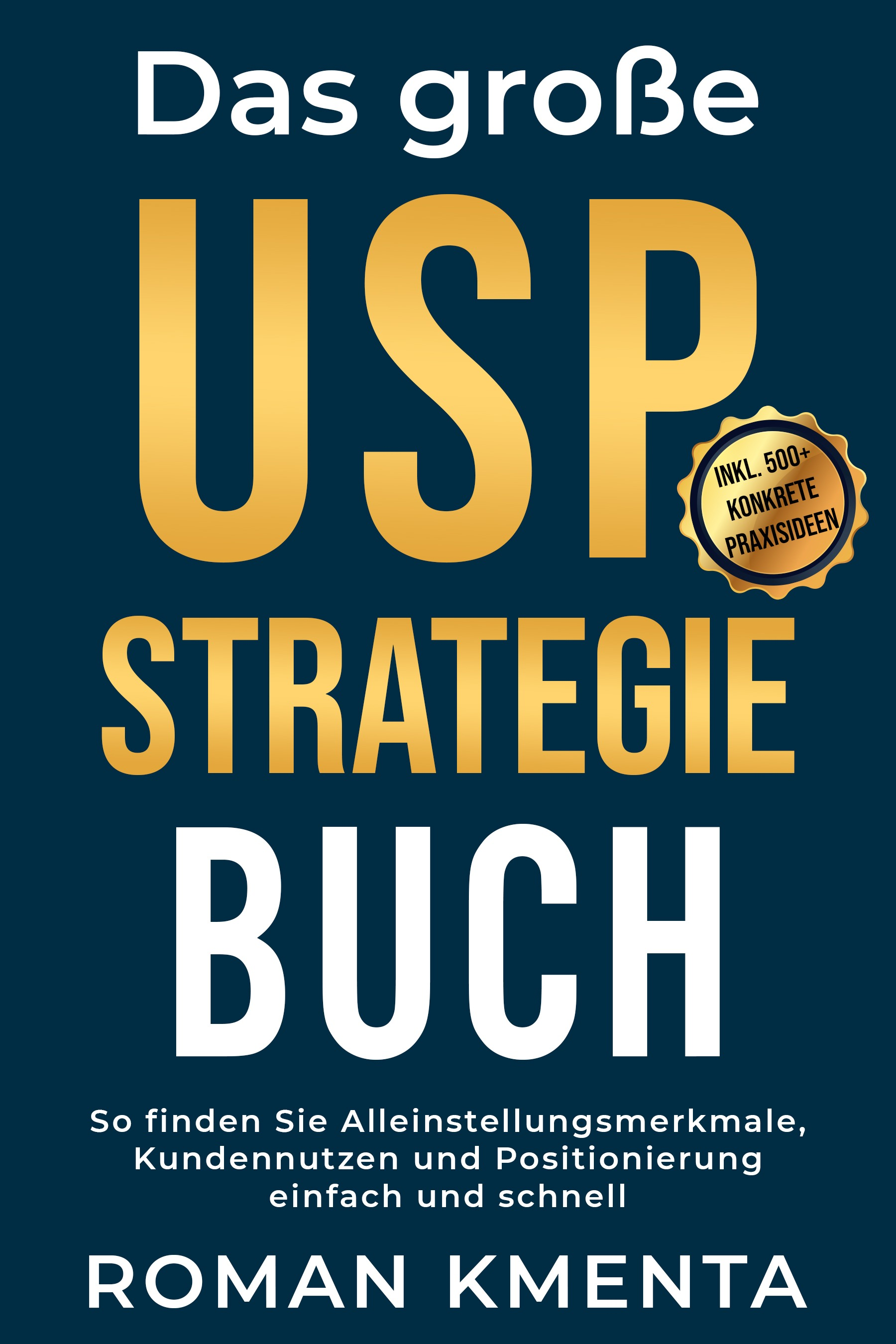 USP Marketing Buch - Kmenta