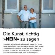 Nein sagen - 1 - handwerks-magazin 07/2019 - Berater und Keynote Speaker Roman Kmenta