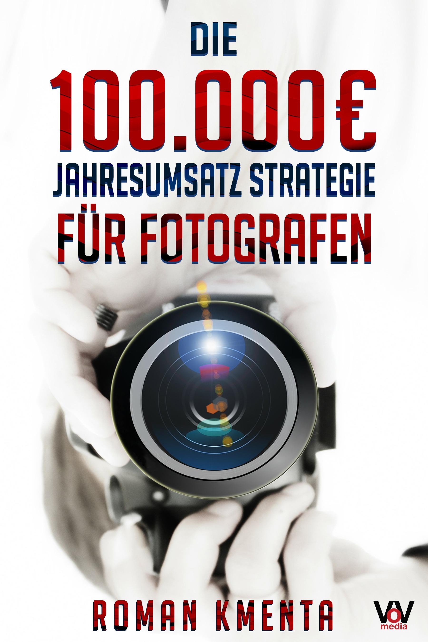 Die 100.000 € Jahresumsatz Strategie für Fotografen