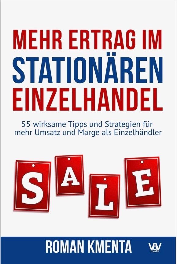 Einzelhandel Buch - Roman Kmenta